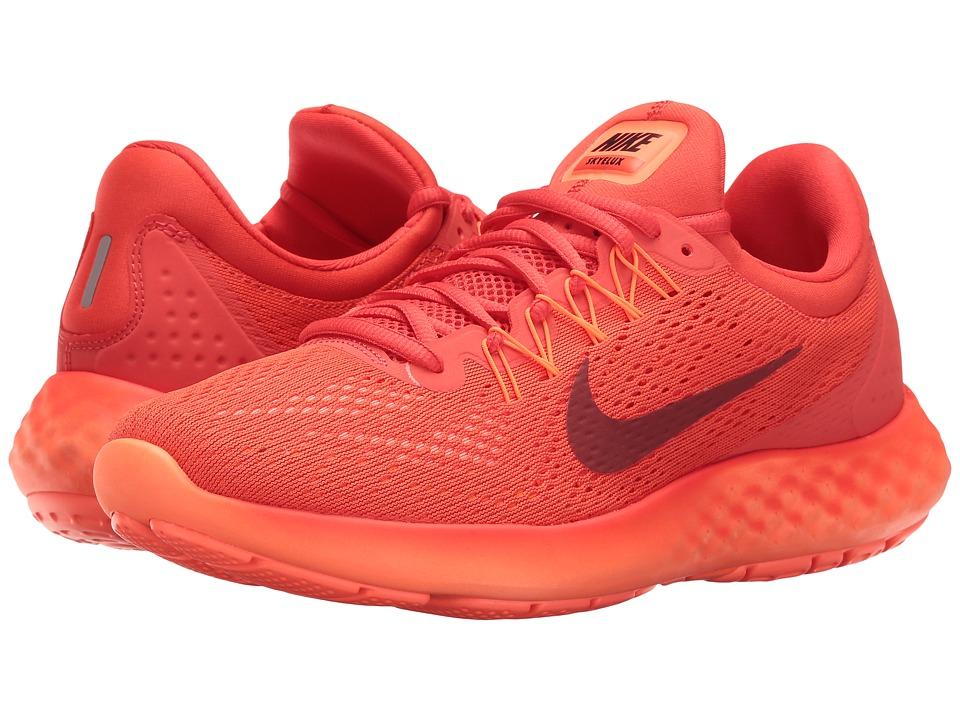 Nike Lunar Skyelux (Max Orange/Dark Cayenne/Hyper Orange) Men