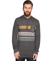 VISSLA - Kooktown Hoodie Reverse Printed Long Sleeve Knit