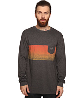 VISSLA - Gradient Long Sleeve Pocket Crew