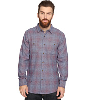 VISSLA - Sands Yarn-Dye Plaid Long Sleeve Woven