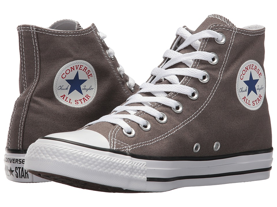 Converse Chuck Taylor All Star Core Hi Charcoal Classic Shoes