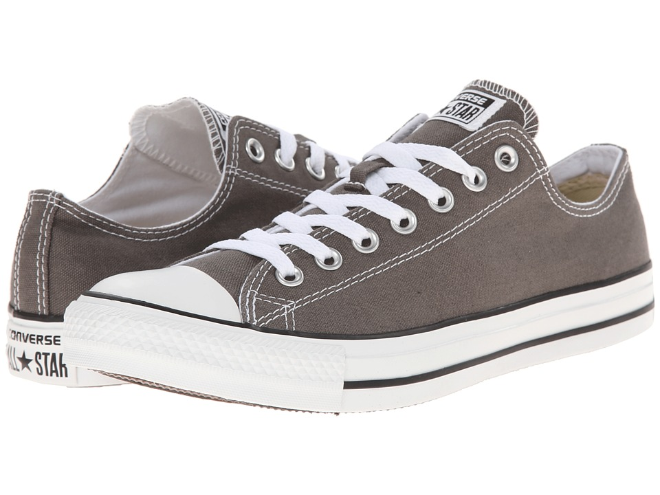 Converse Chuck Taylor(r) All Star(r) Core Ox (Charcoal) C...