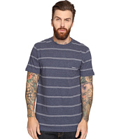 VISSLA - Ranger Yarn-Dye Stripe Short Sleeve Crew Knit