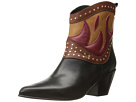 Just Cavalli - Nappa with Fires Short Boots