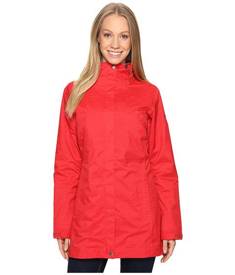 Columbia Splash A Little™ Rain Jacket - Red Camellia Dotty Dot Print