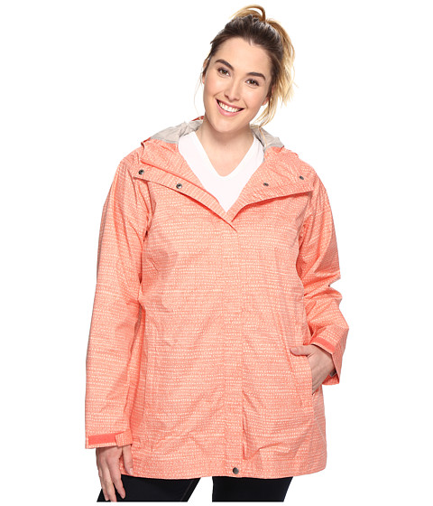 Columbia Plus Size Splash A Little™ Rain Jacket