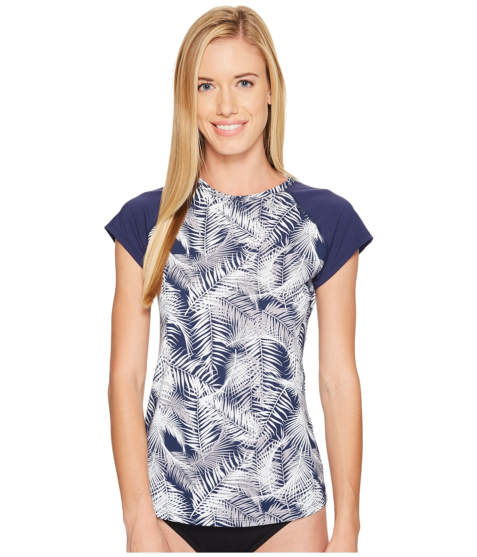 Carve Designs Belles Beach Rashguard (Anchor Kauai) Women