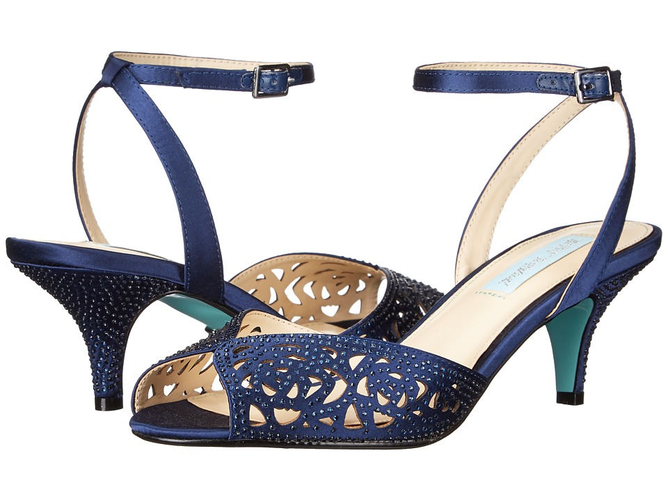 Blue by Betsey Johnson - Raven (Midnight Blue) Women