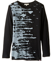 Appaman Kids - Long Sleeve Paint Splatter Tee (Toddler/Little Kids/Big Kids)