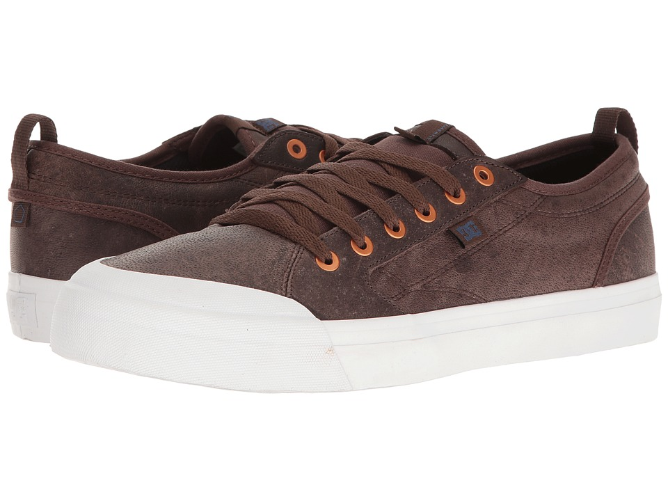DC - Evan Smith LX (Dark Chocolate) Mens Skate Shoes