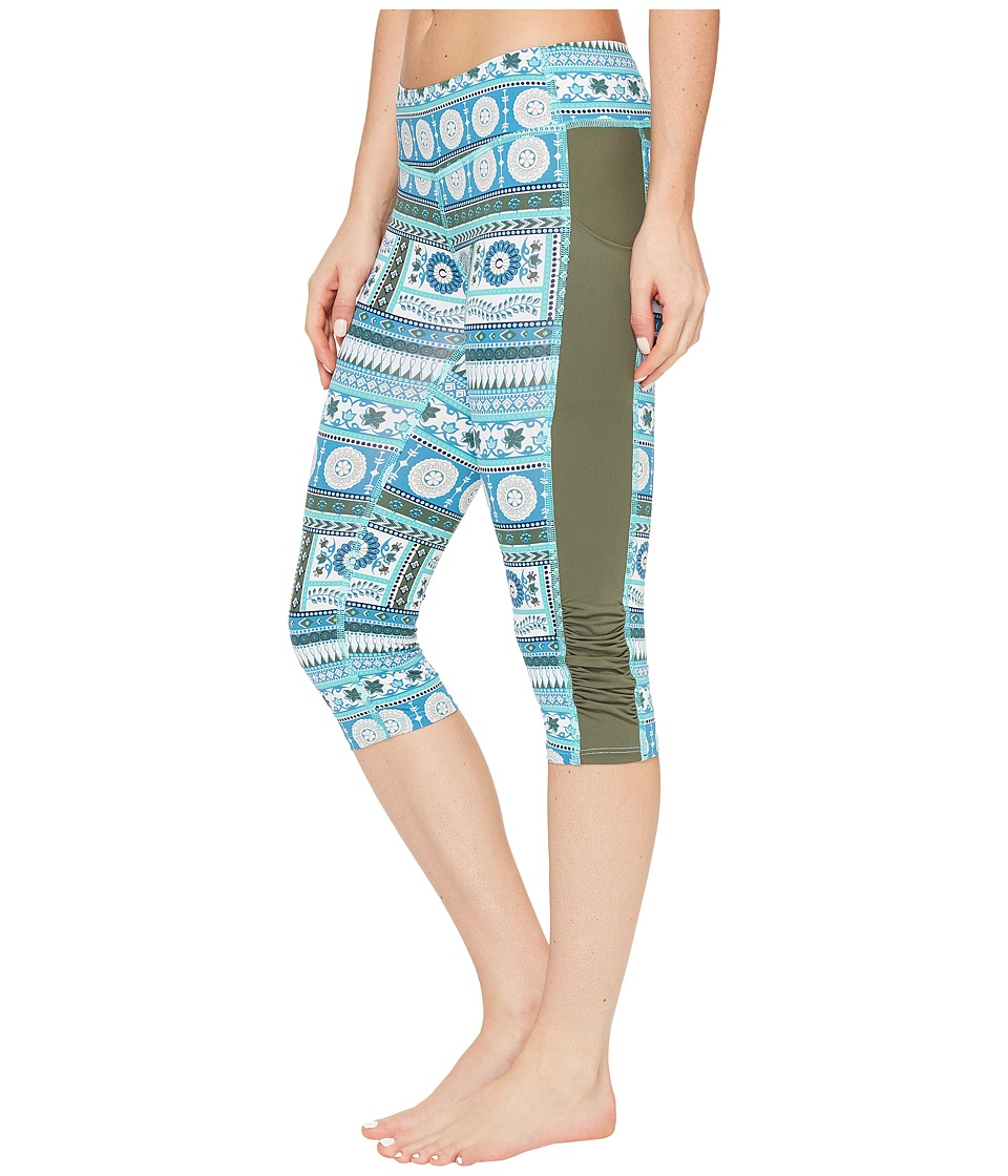 Carve Designs Hampton Capris (Reed Parisio) Women
