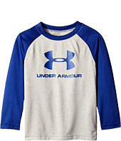 Under Armour Kids - Core Branded Long Sleeve Raglan (Toddler)