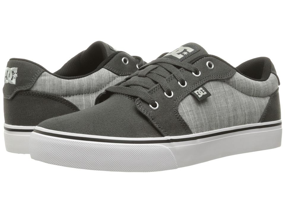 DC Anvil TX SE (Charcoal Grey) Men