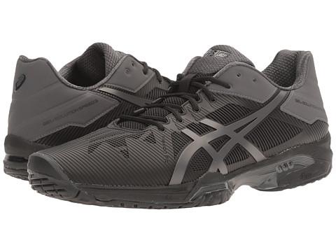 ASICS Gel-Solution® Speed 3 - Black/Grey