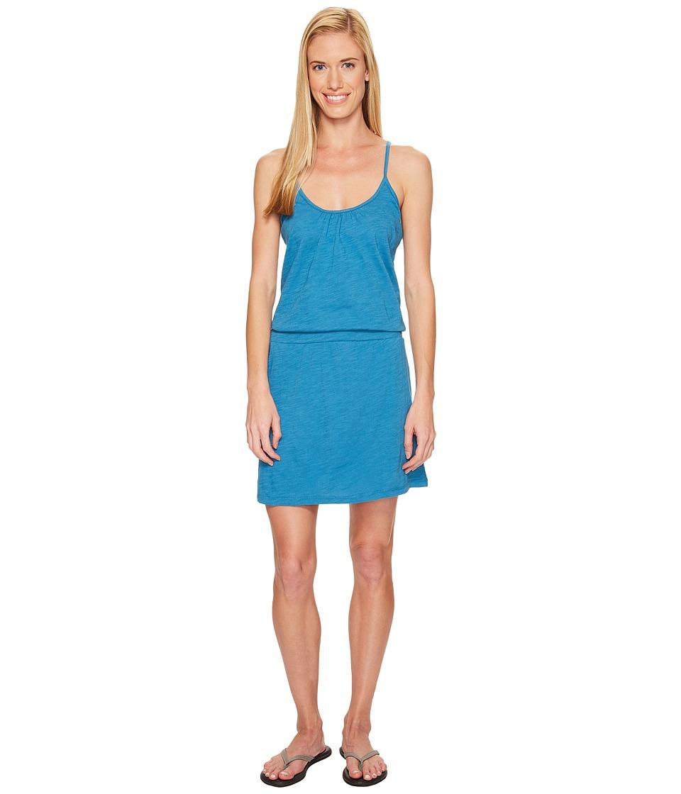 Carve Designs Hadley Dress (Ocean) Women