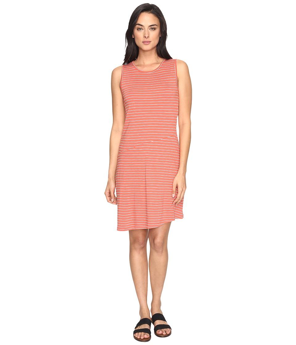 Carve Designs Jones Dress (Sunkiss Aruba Stripe) Women