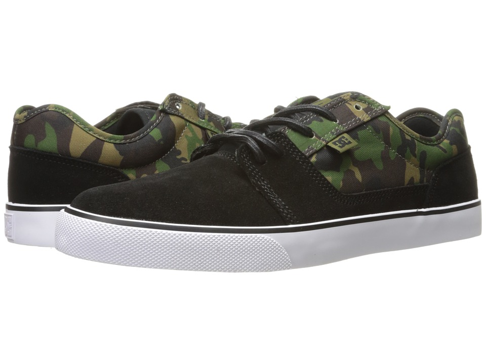 DC - Tonik SE (Camo) Mens Skate Shoes