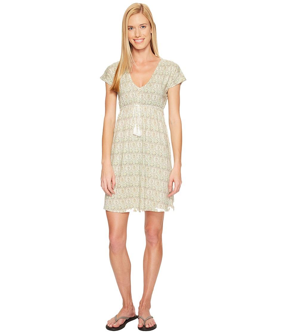 Carve Designs Vero Dress (Butter Lagoon) Women