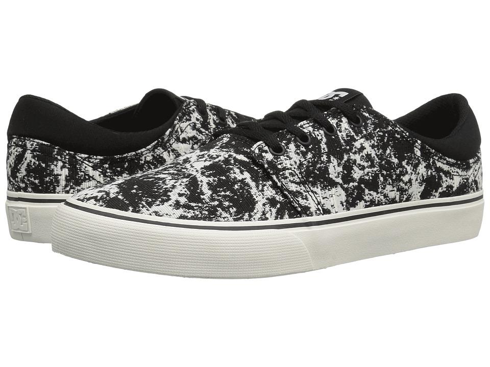 DC Trase TX LE (Stone Camo) Skate Shoes