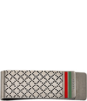 Gucci - Diamantissima Silver Money Clip