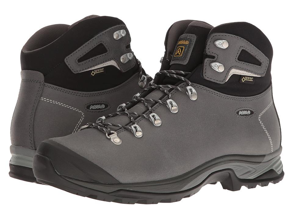 Asolo - Thyrus GV (Grafite Scuro/Nero) Men's Shoes
