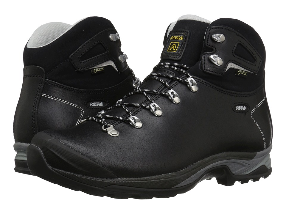 Asolo Thyrus GV (Nero/Nero) Men's Shoes