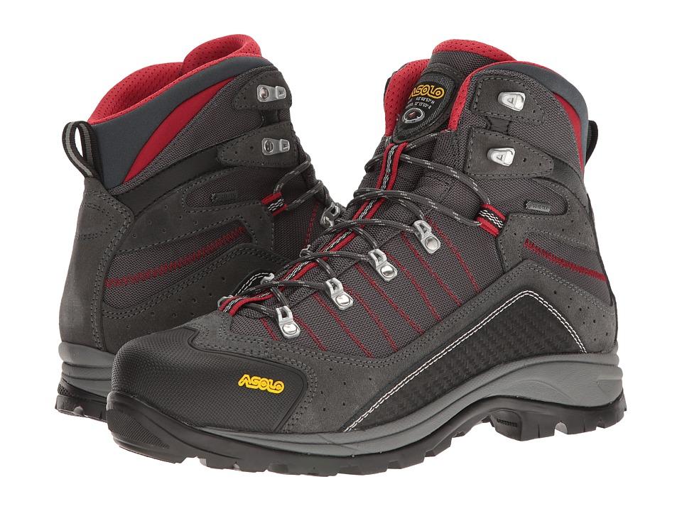 ASOLO Drifter GV (Grafite/Gunmetal) Men's Hiking Boots