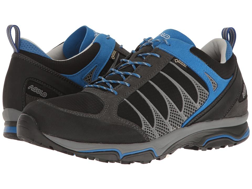 Image of Asolo - Blade GV (Grafite/Nero) Men's Shoes