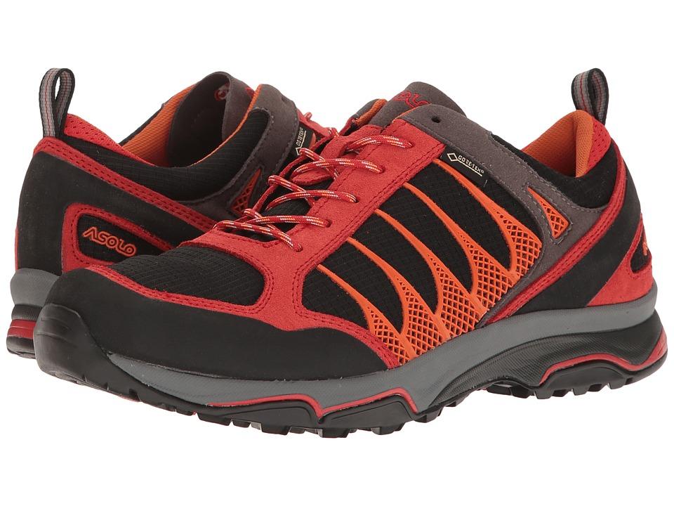 Image of Asolo - Blade GV (Rosso Fuoco/Nero) Men's Shoes