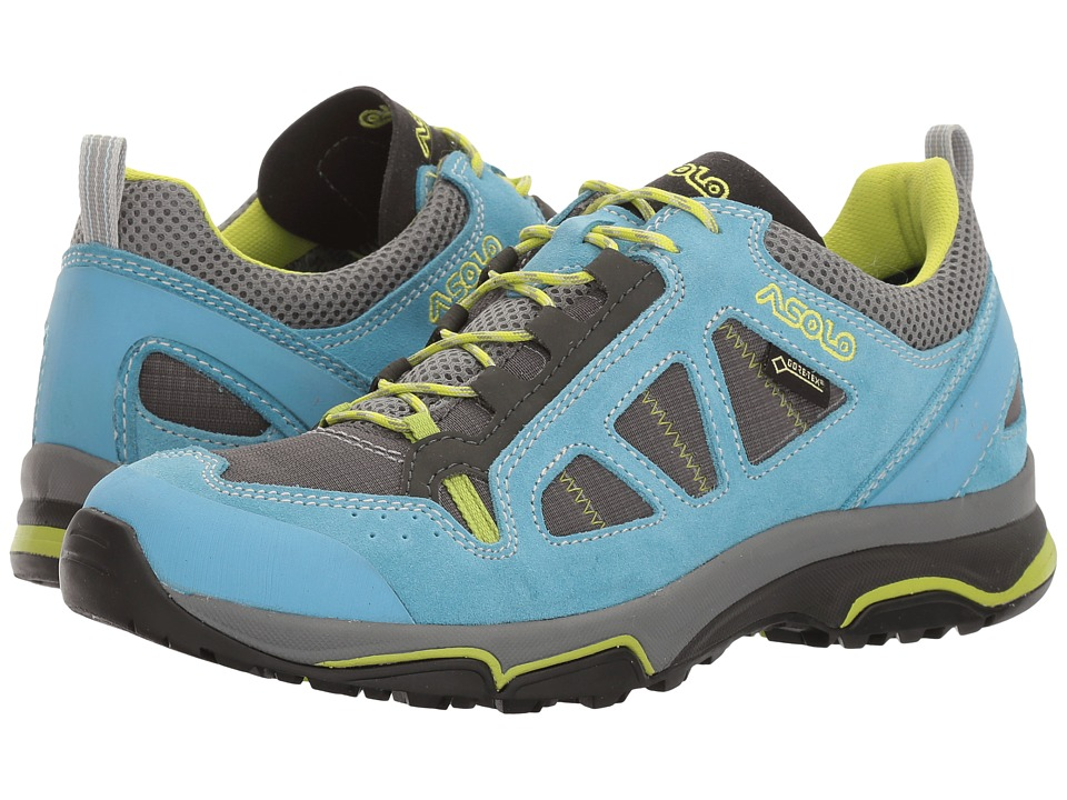 Asolo - Megaton GV (Azure/Grafite) Womens Shoes