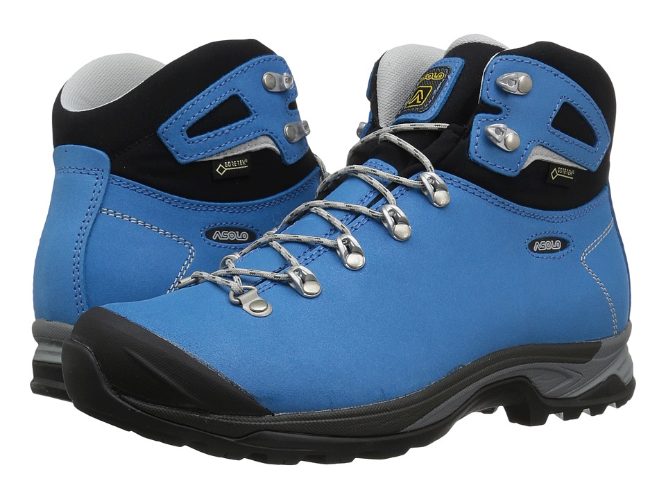 Asolo - Thyrus GV (Blue Mare/Nero) Womens Shoes