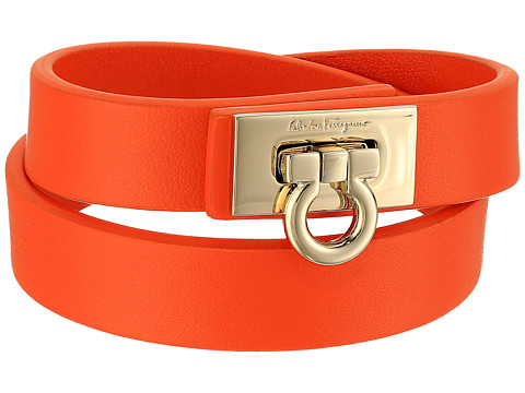 Salvatore Ferragamo 345921 Gancet 2G Bracelet
