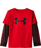 Under Armour Kids - Big Logo Power Slider (Little Kids/Big Kids)