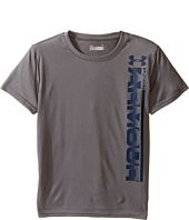 Under Armour Kids - Sideline Logo Short Sleeve (Little Kids/Big Kids)