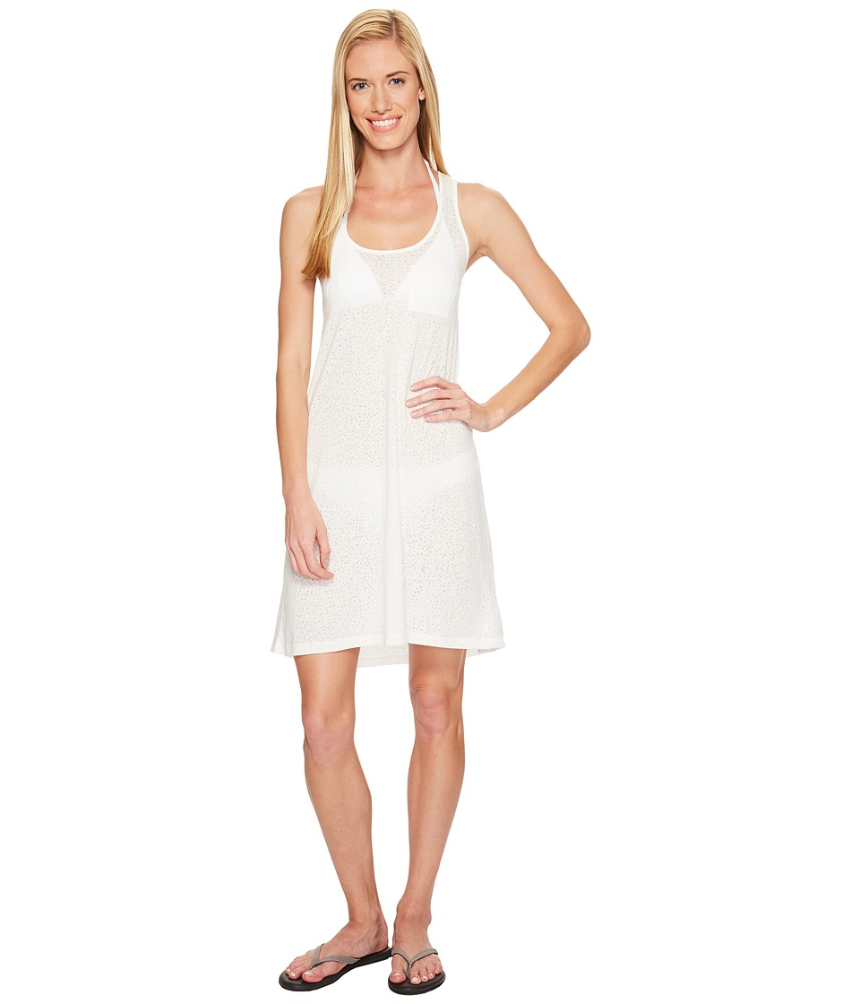 Carve Designs Cannon Cover-Up (White Stargazer) Women