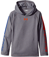 Under Armour Kids - Waffle Hoodie (Little Kids/Big Kids)