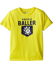 Under Armour Kids - Knuckle Baller Short Sleeve (Little Kids/Big Kids)