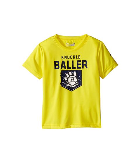 Under Armour Kids Knuckle Baller Short Sleeve (Infant)