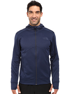 The North Face Ampere Full Zip Hoodie (Cosmic Blue/Bomber Blue)