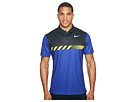 Nike Golf MM Fly Short Sleeve Print Polo