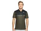 Nike Golf MM Fly Short Sleeve Print Polo