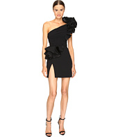 DSQUARED2 - Colby One Shoulder High Ruffle Dress