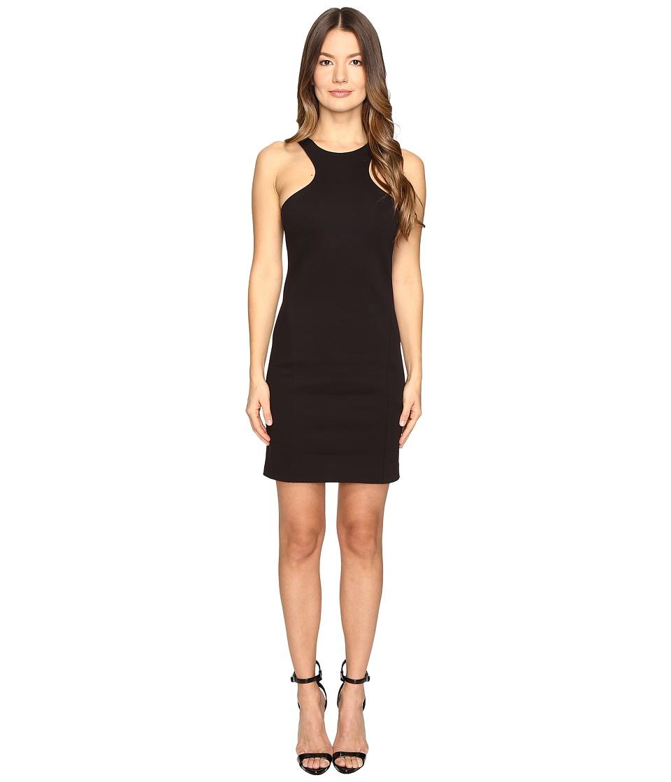 DSQUARED2 Compact Cotton Jersey Tank Dress (Denim) Women