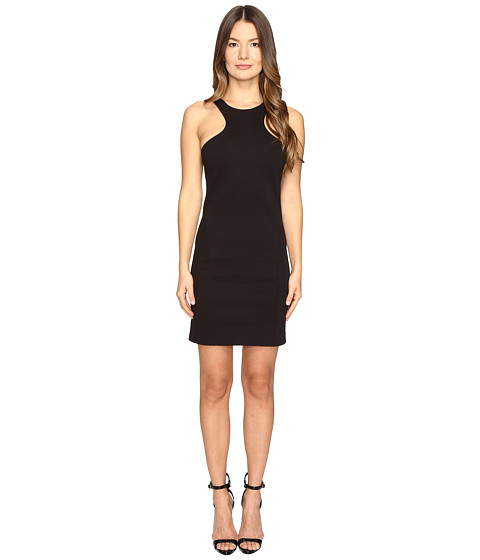 DSQUARED2 Compact Cotton Jersey Tank Dress