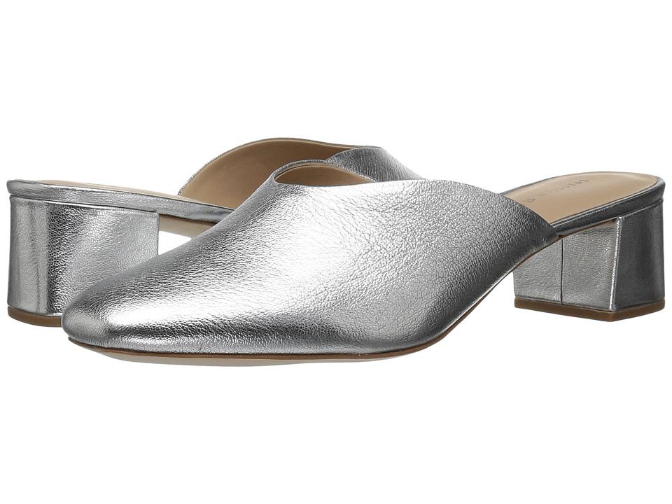 Loeffler Randall Lulu (Silver Leather) Women