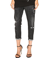 DSQUARED2 - Cool Girl Cropped Jeans in Sparkle Wash