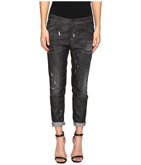 DSQUARED2 Cool Girl Denim in Black Wash