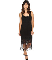La Blanca - Crystal Cove Crotchet Tank Dress Cover-Up
