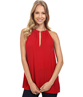 MICHAEL Michael Kors - Small Chain Neck Sleeveless Top
