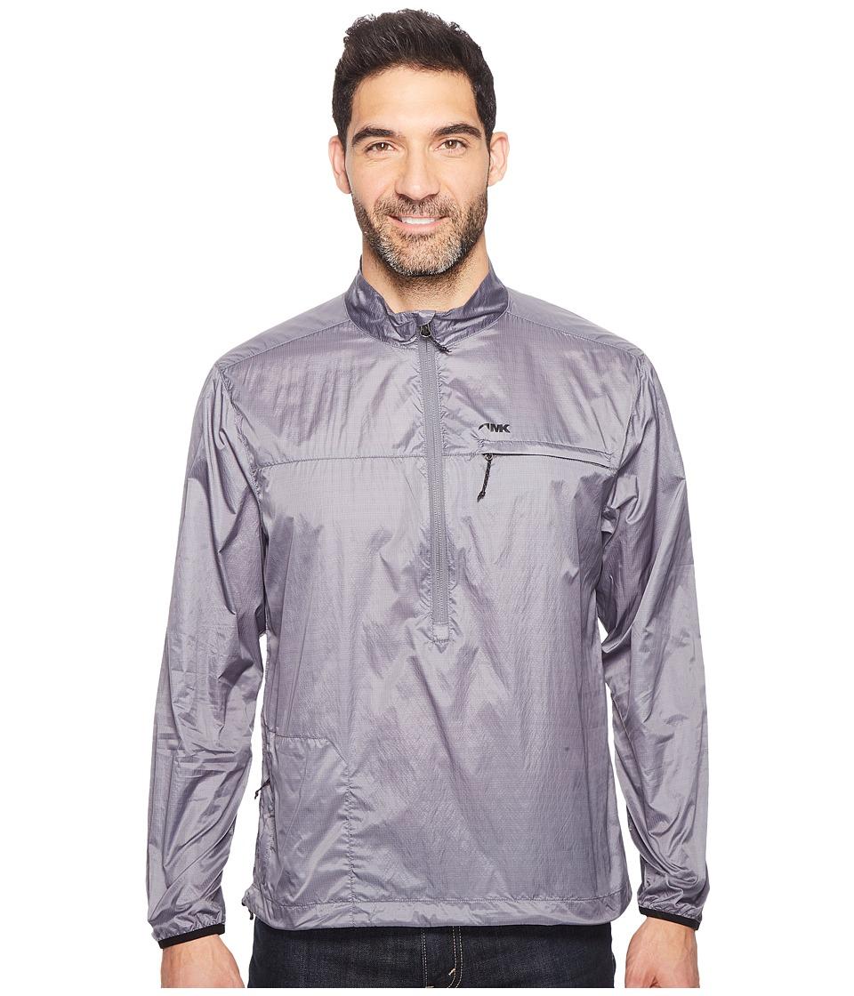Mountain Khakis - Static Peak Pullover (Gunmetal) Mens Clothing